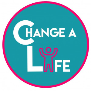 Change a Life logo.